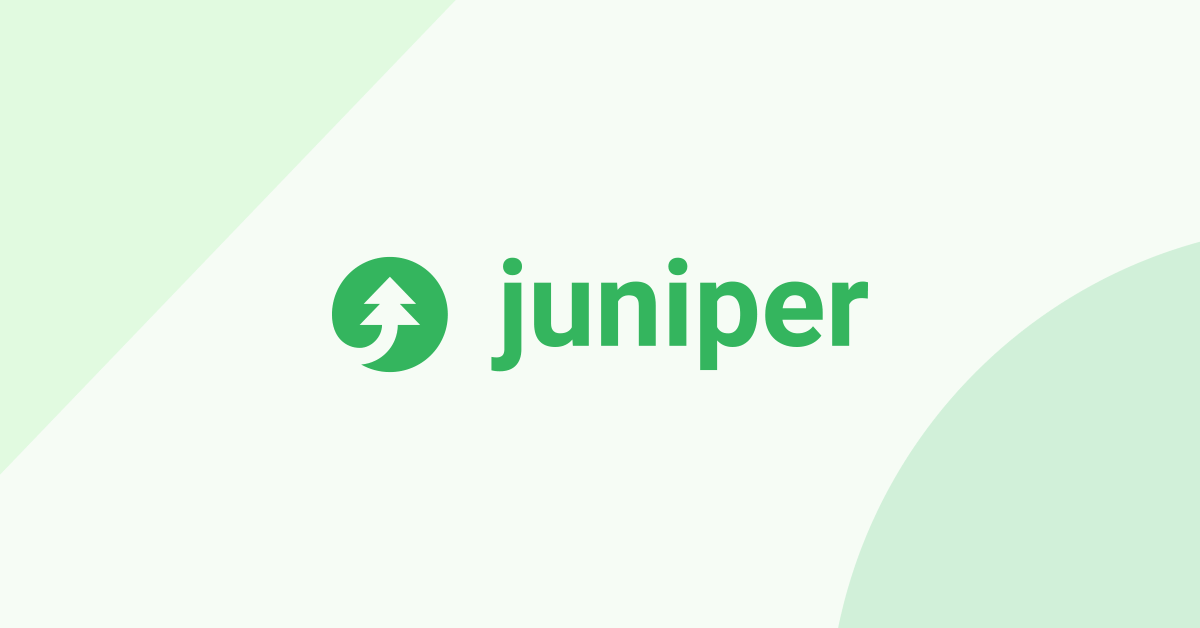 End-to-end product creation for influencers - Juniper